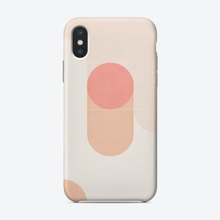 Retro Tiles 08 Phone Case