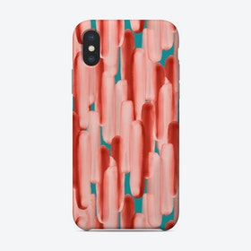 Live In Coral Phone Case