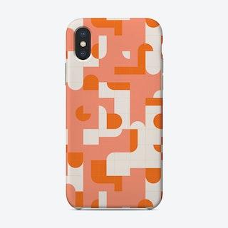 Puzzle Tiles Phone Case