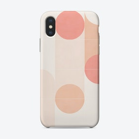 Retro Tiles 09 Phone Case