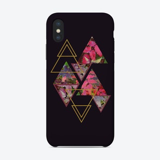 Purple Fall Phone Case