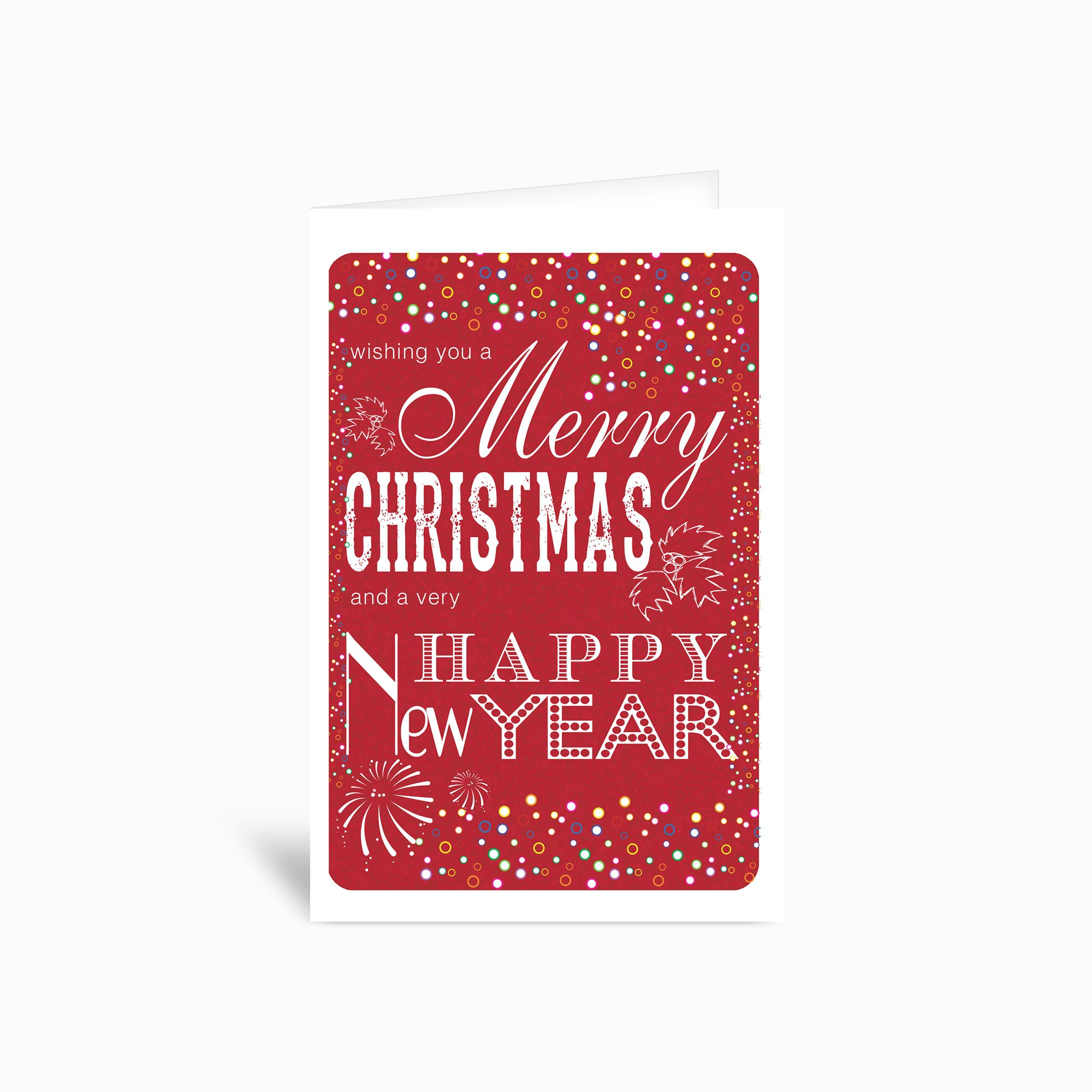 Happy New Year Greeting Card 35