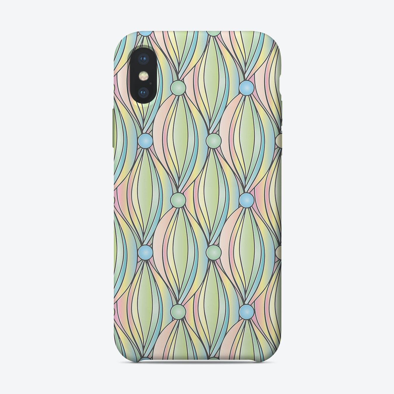Pure Pastels iPhone Case