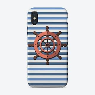 Steering Wheel iPhone Case