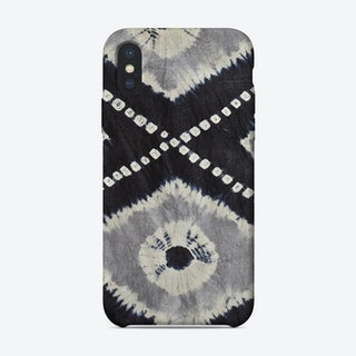 Tie and Dye iPhone Case