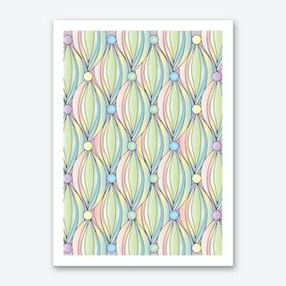 Pure Pastels Art Print