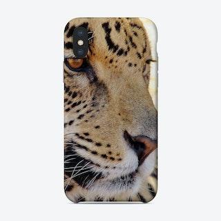 Jaguar Close Up Phone Case