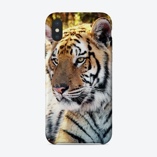 Tiger Portrait Phone Case