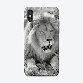 Lion Male Phone Case