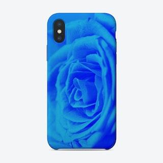 Rose Blue 2 Phone Case