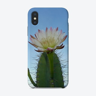 Cactus Flower Phone Case