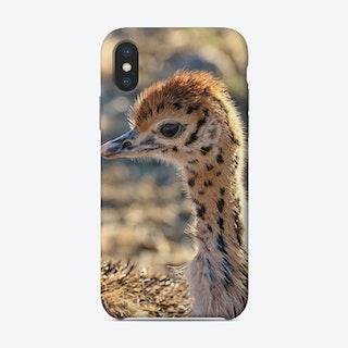Ostrich Baby Phone Case