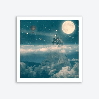 Flying Home Art Print