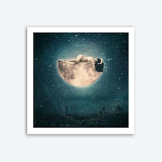 Moon Reverie Art Print