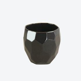 Poligon Black Espresso Cup