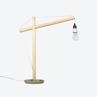 Construct Desk Lamp