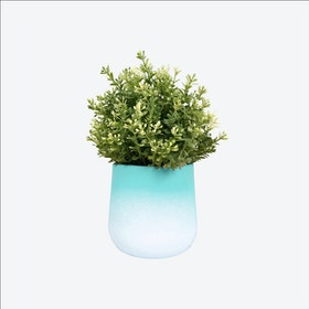 Green FlowerTop Planter – Medium