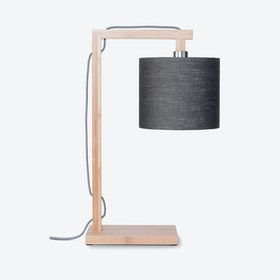 Himalaya Table Lamp - Dark Grey