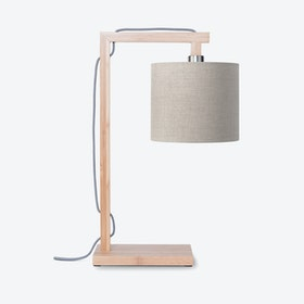 Himalaya Table Lamp - Dark