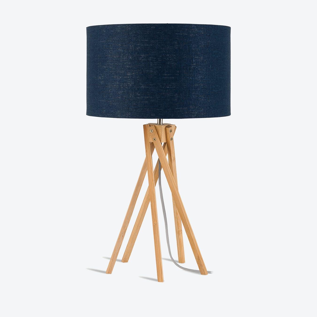 Kilimanjaro Table Lamp - Blue Denim