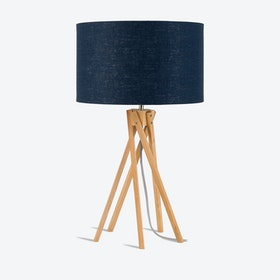 Kilimanjaro Table Lamp - Blue Denim
