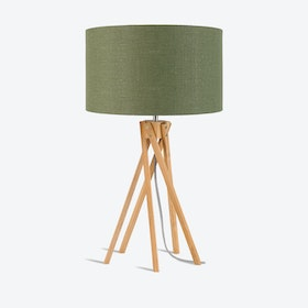 Kilimanjaro Table Lamp - Green Forest