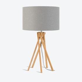Kilimanjaro Table Lamp - Light Grey