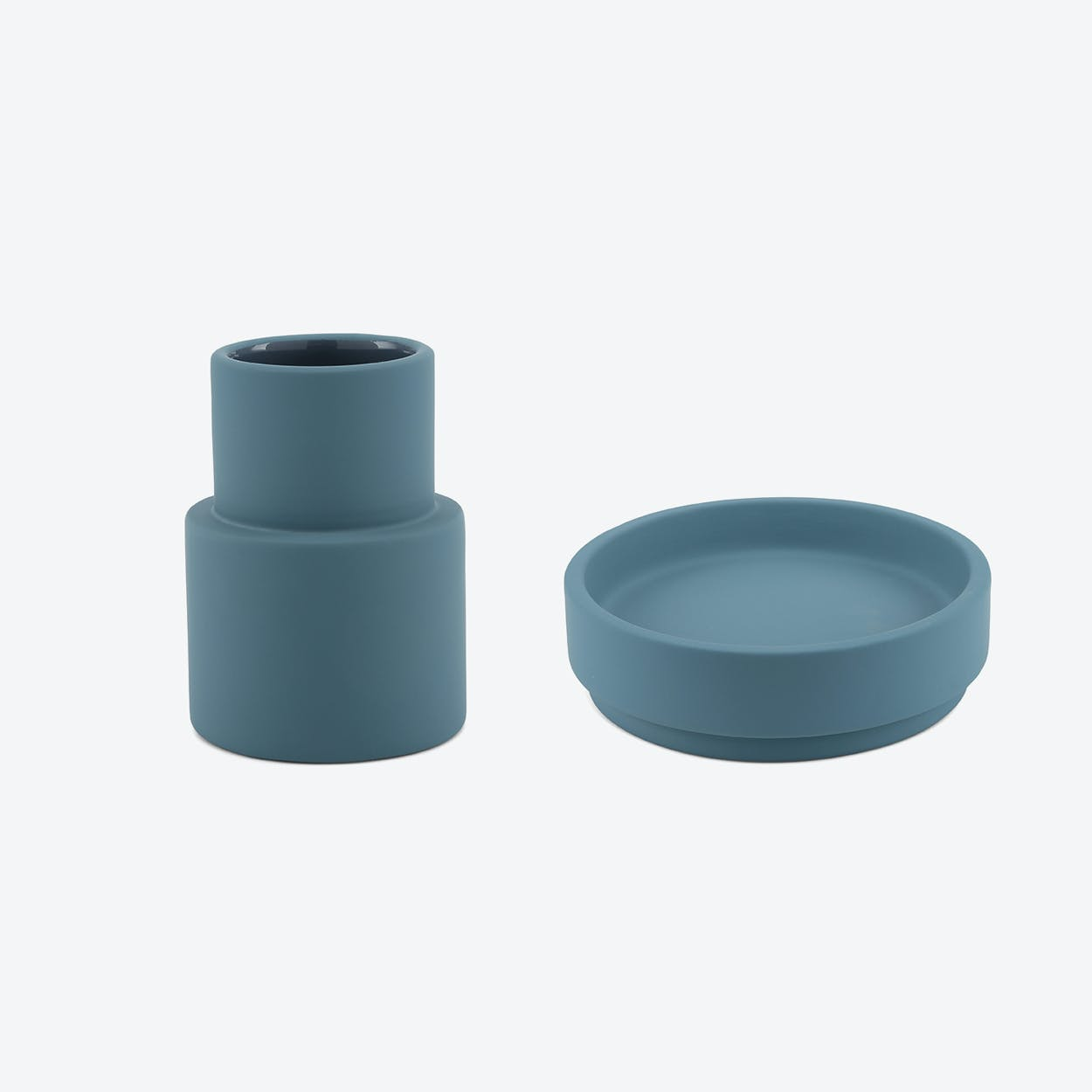 Shades Counter Set, Model A in Blue