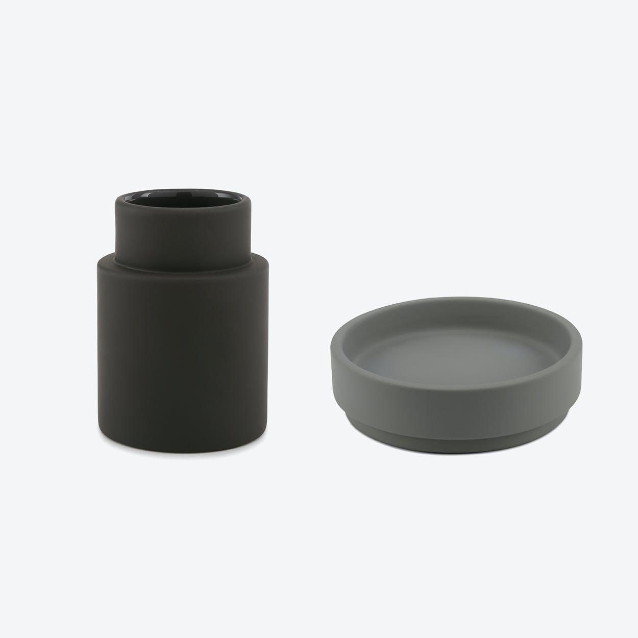 Shades Counter Set, Model B in Grey