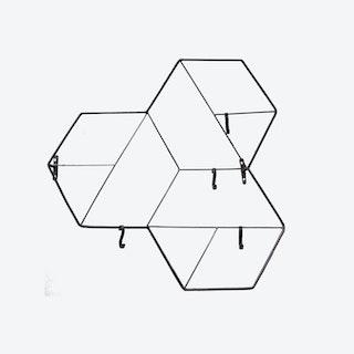 Geometric Coat Hook