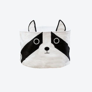 Raccoon Kids Basket