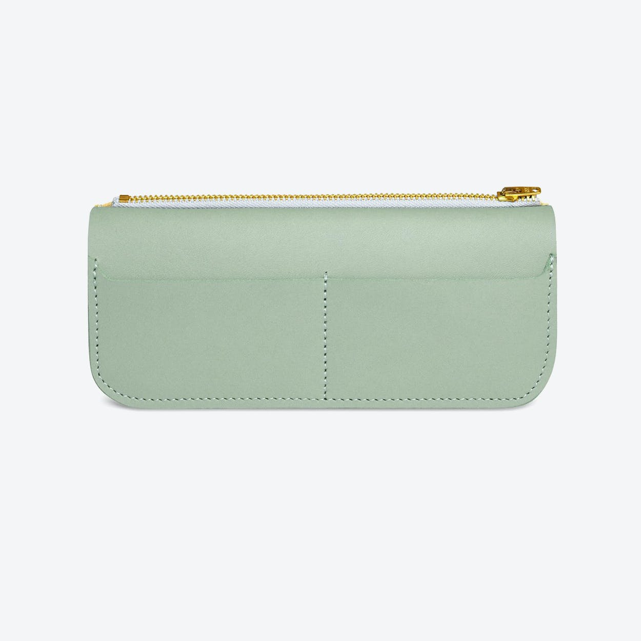 Big Wallet Fine - Soft Green