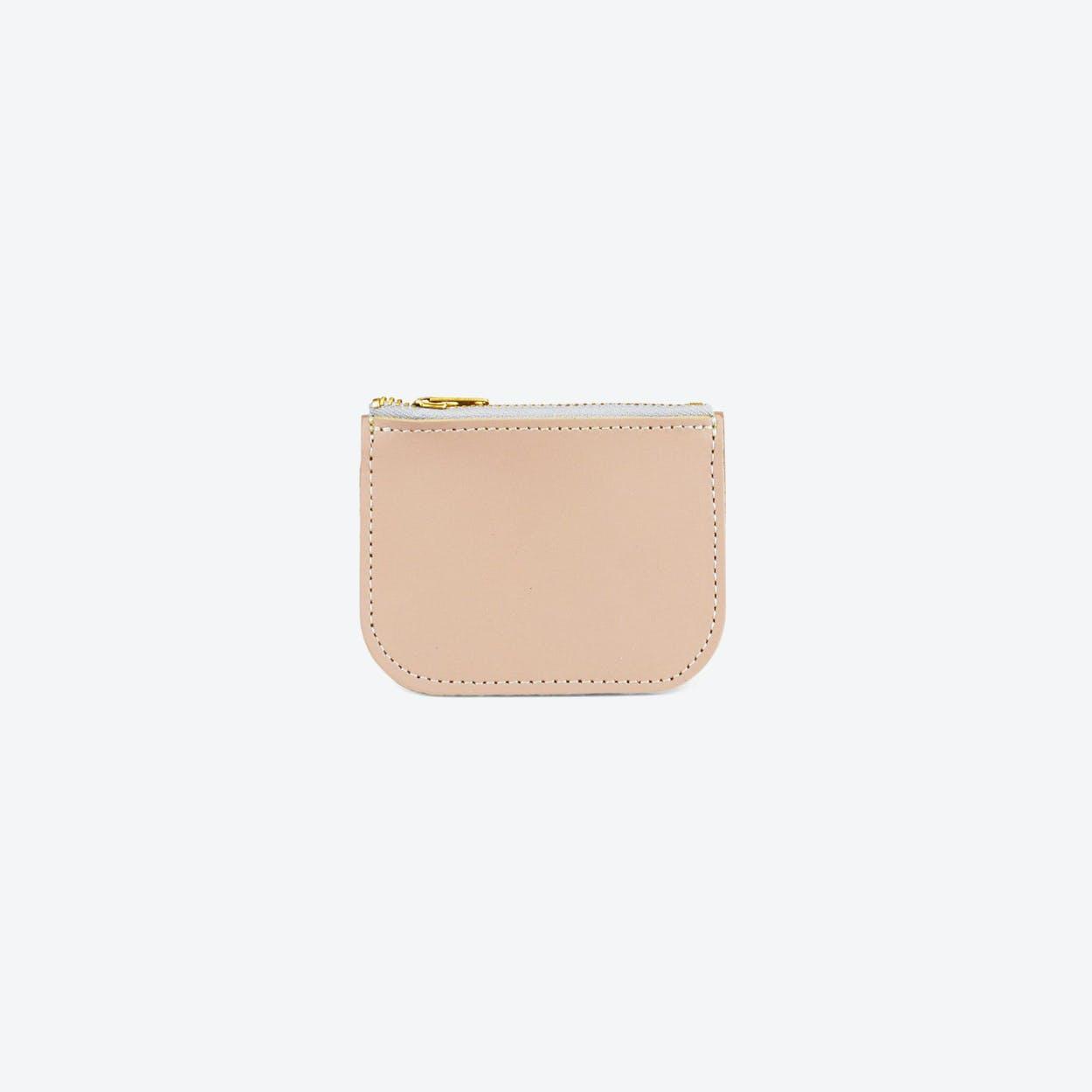 Wallet Fine - Nude