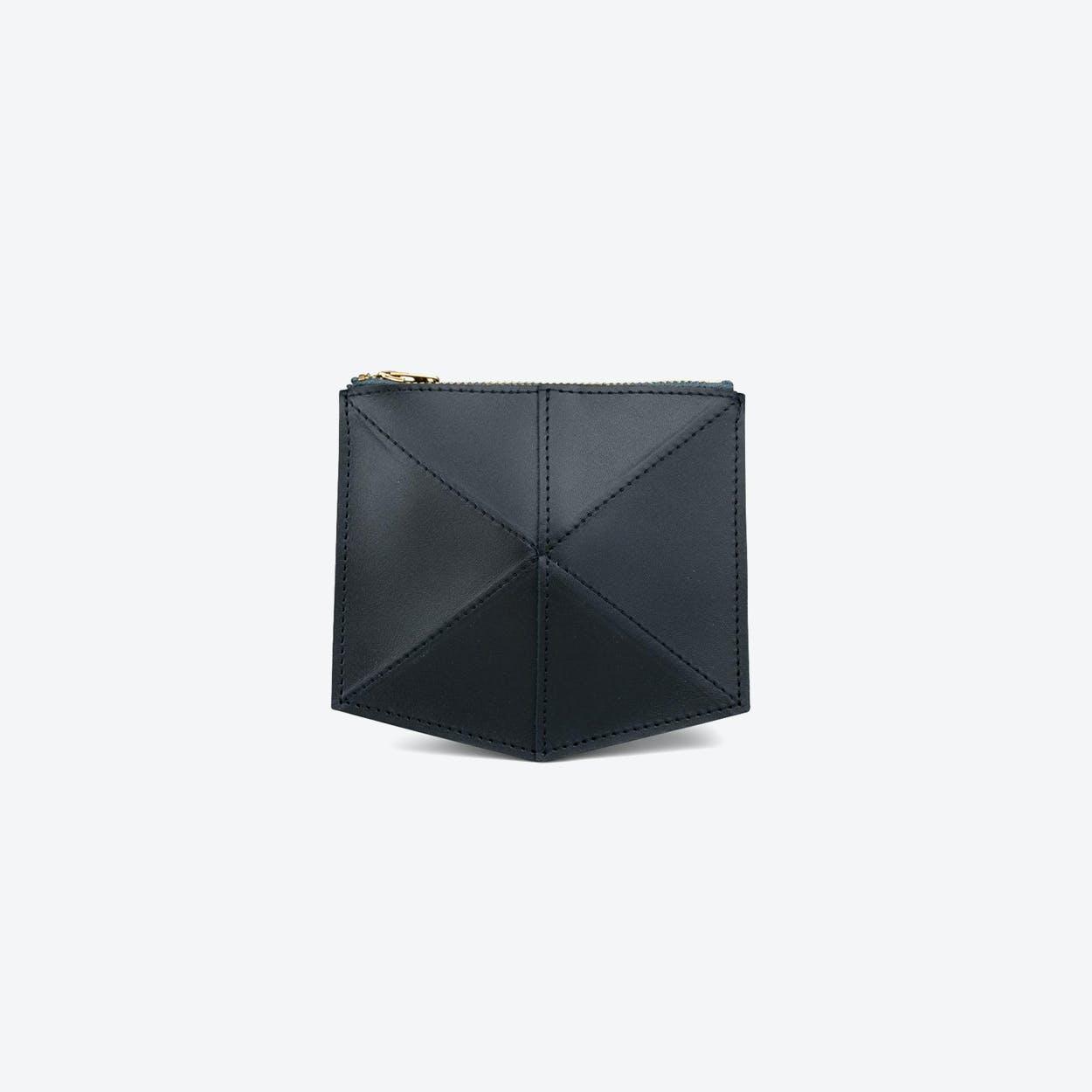 Wallet Fold - Black