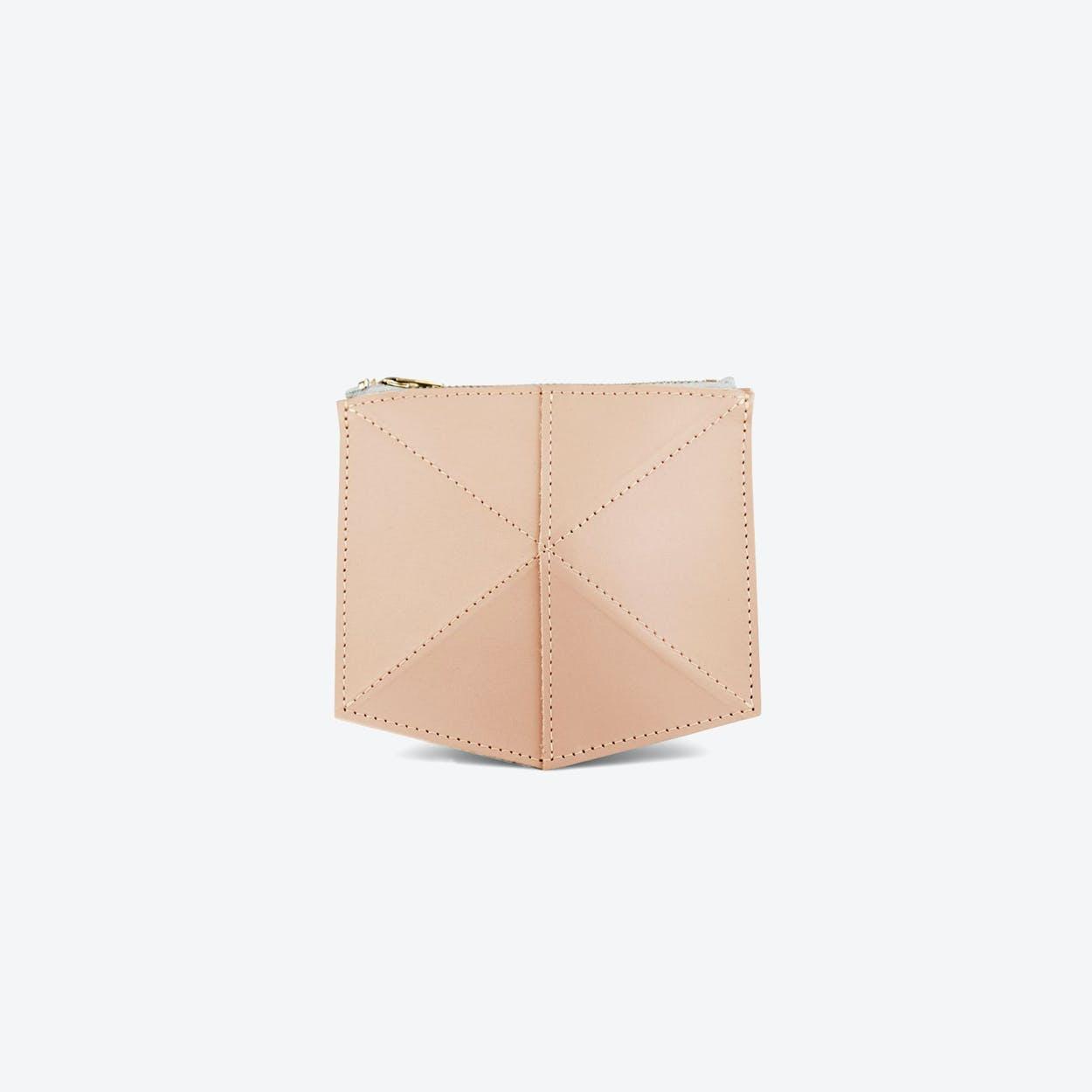 Wallet Fold - Nude