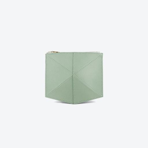 Wallet Fold - Soft Green