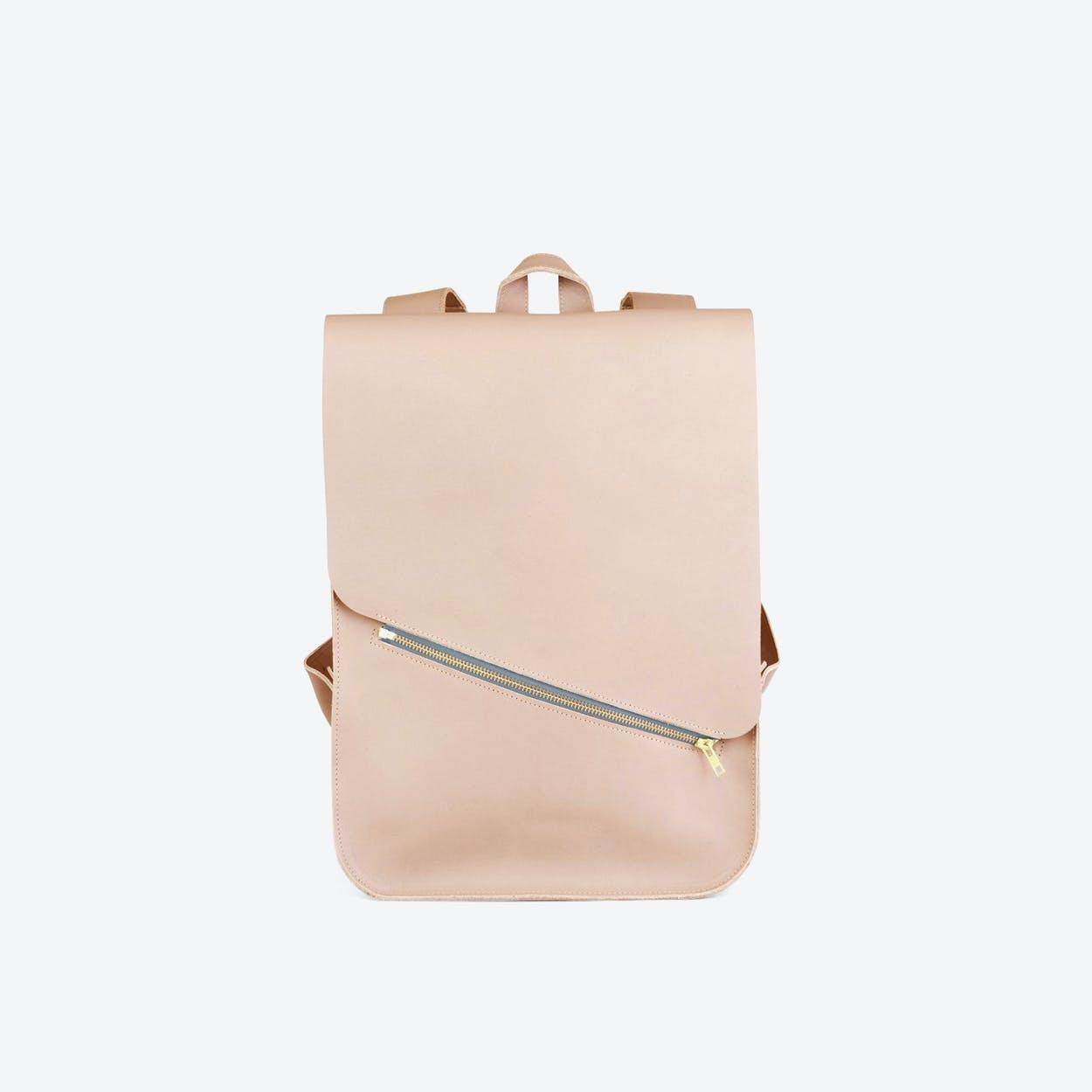 Backpack - Nude