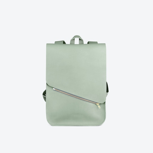 bb3cfa9381f8 Backpack - Soft Green by Zand-erover - Fy