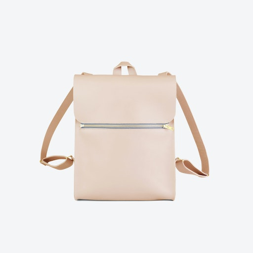 Backpack Small - Nude