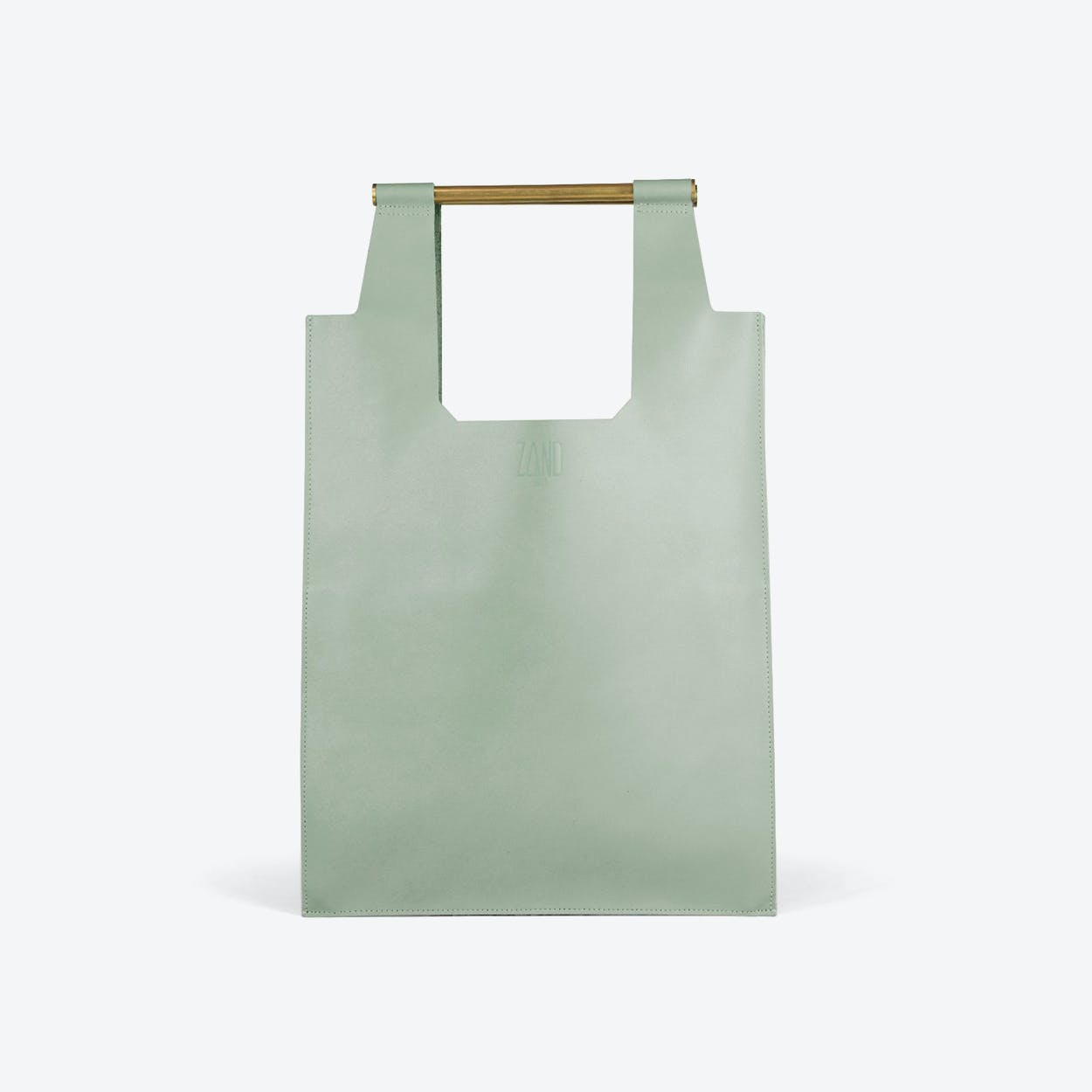 Shopper Frame - Soft Green