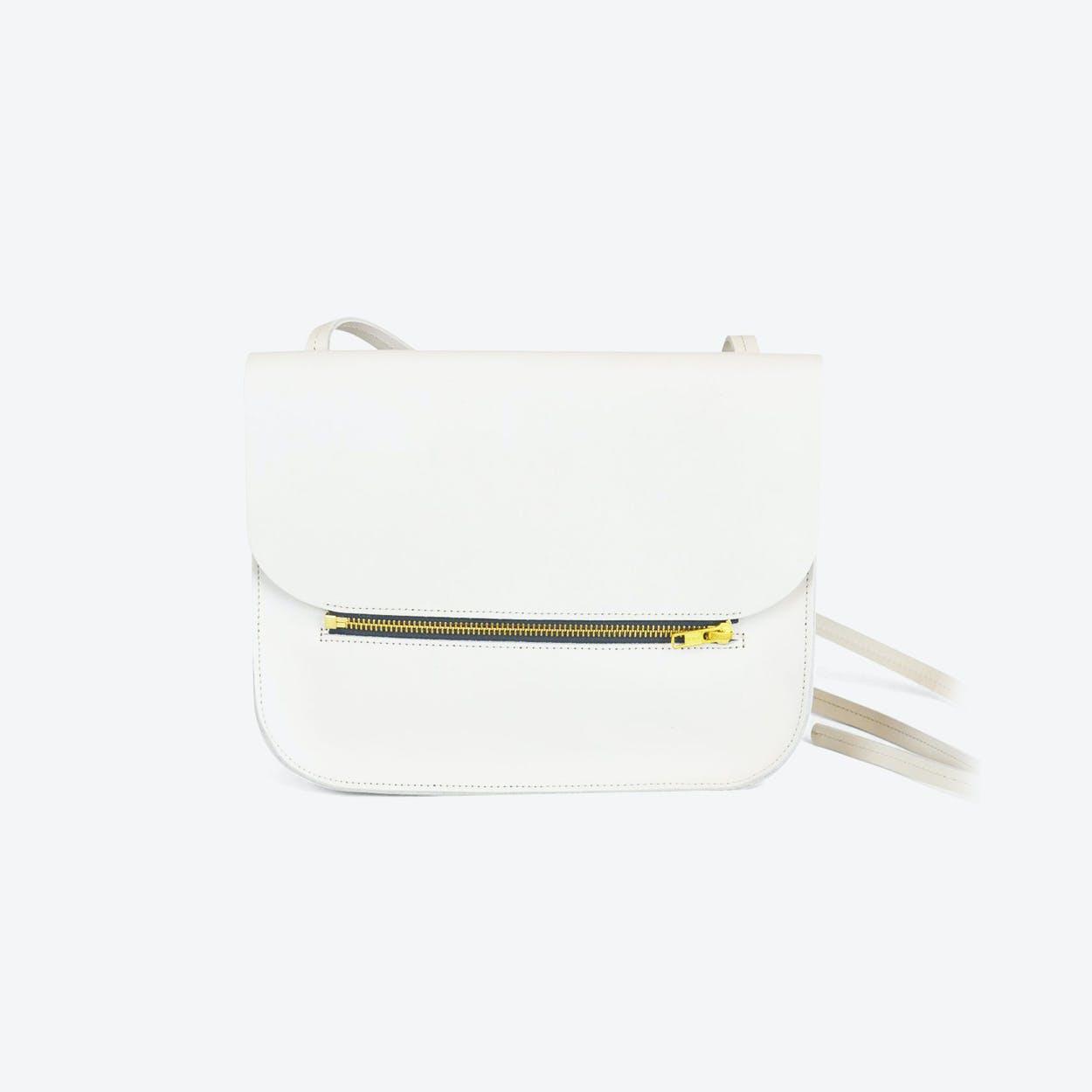 Shoulder Bag Fine - Offwhite