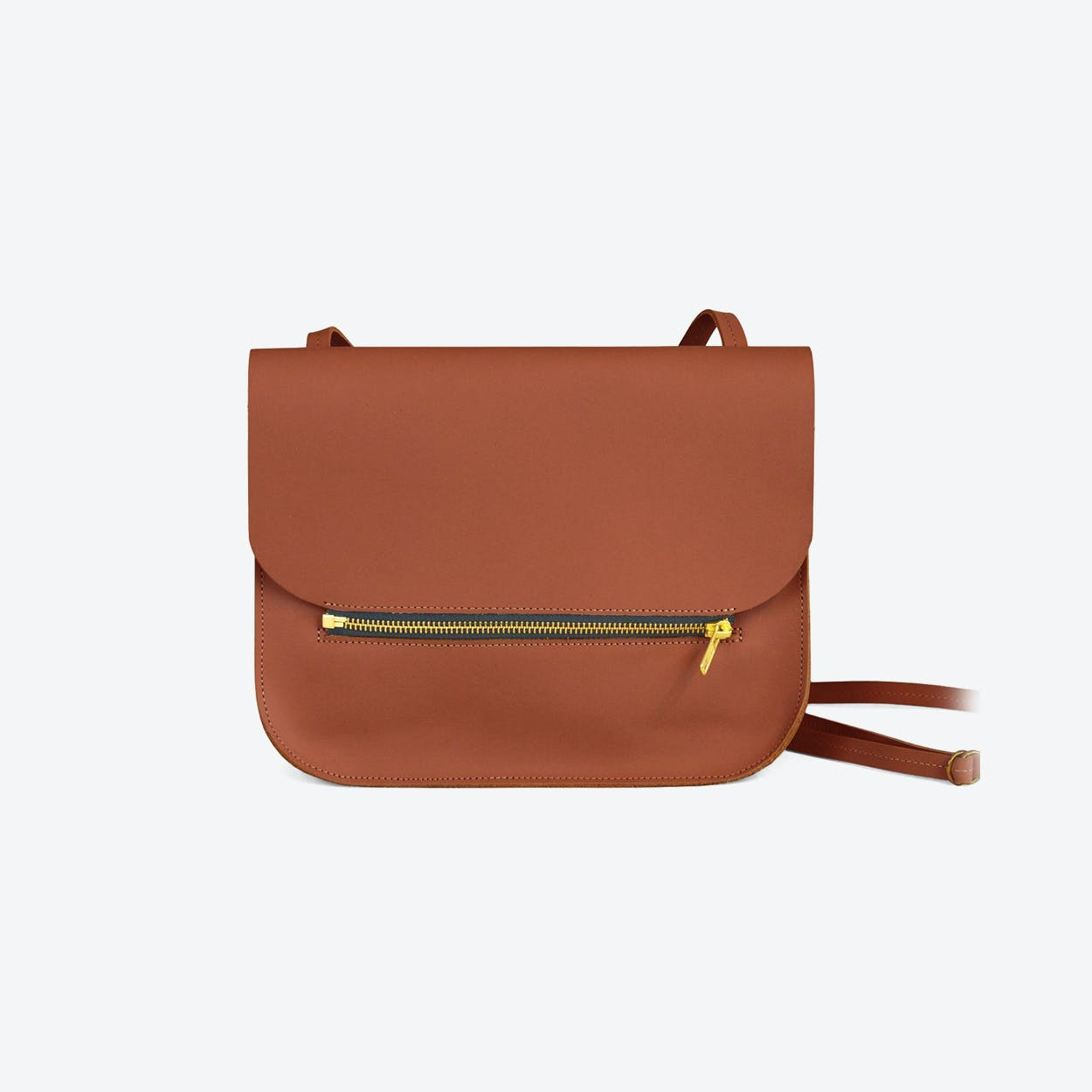 Shoulder Bag Fine - Terra