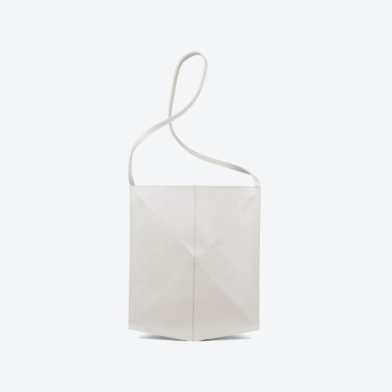 Shoulder Bag Fold - Offwhite