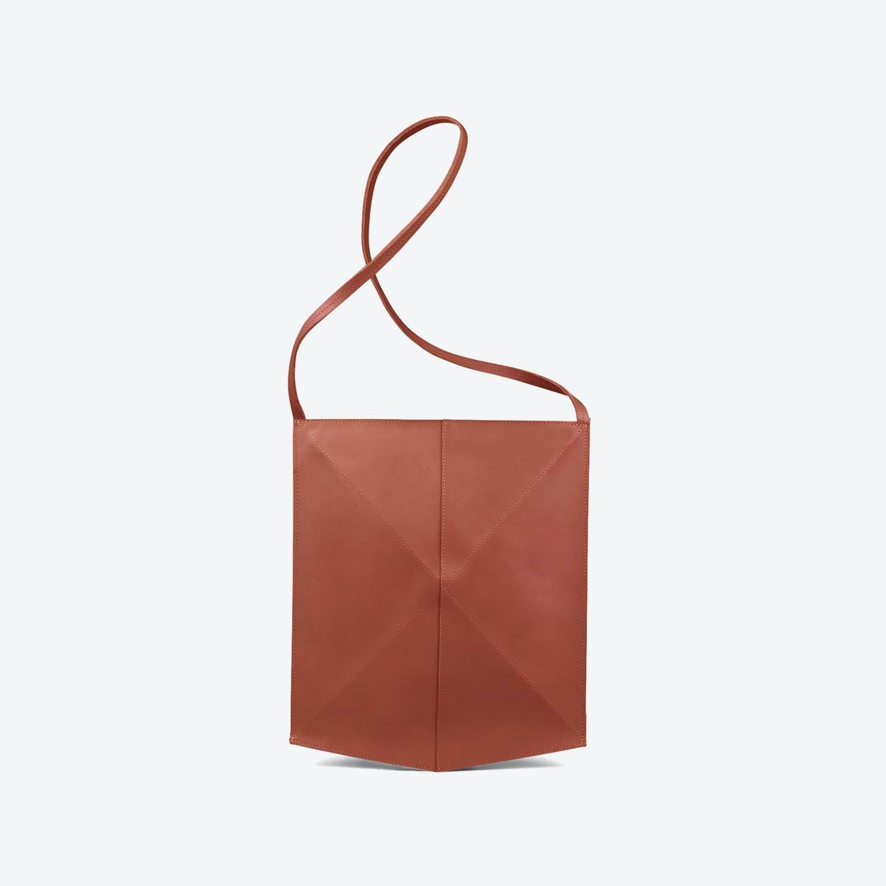 Shoulder Bag Fold - Terra