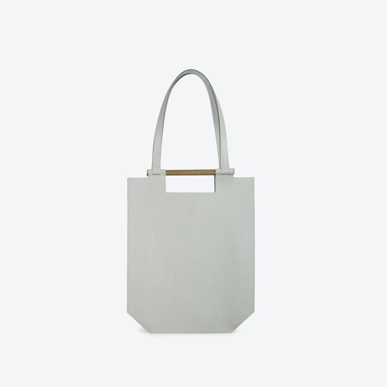 Shoulder Bag Frame - Light Grey