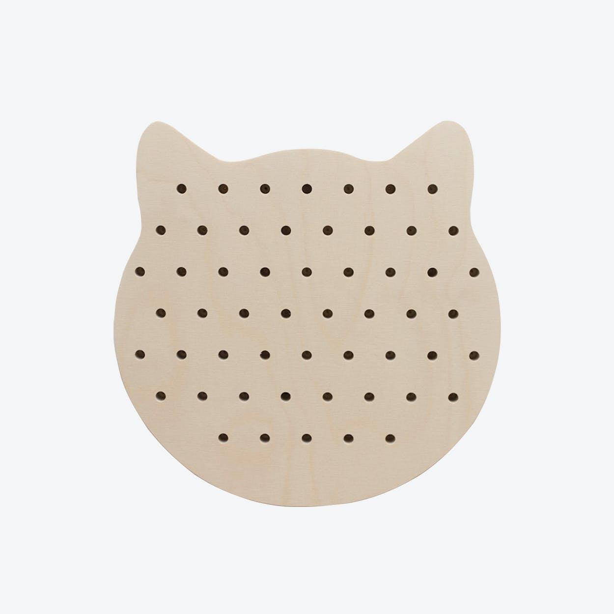 Large Cat Pegboard