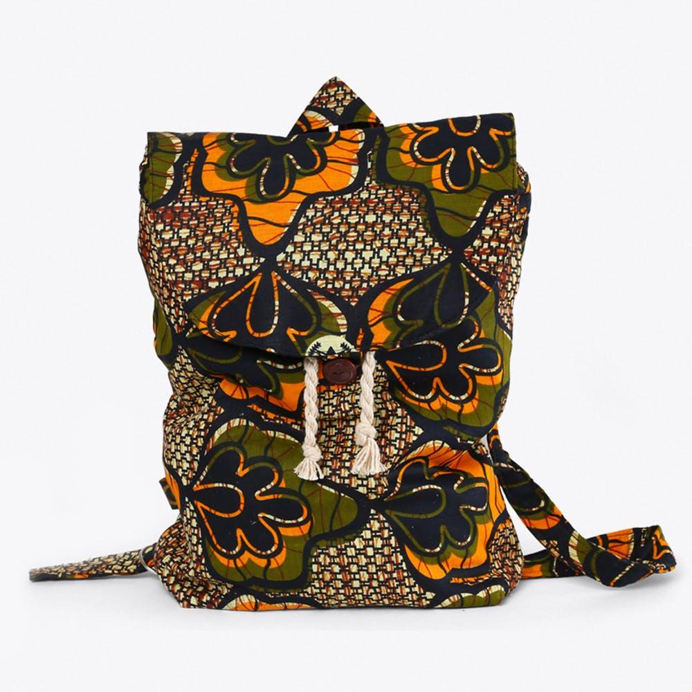 Chitenge Backpack I