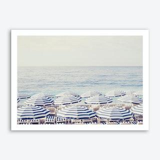 Riviera Dreaming Art Print