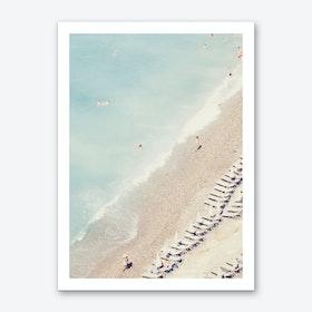 Riviera Blues Art Print