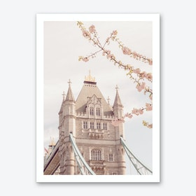 Tower Bridge Art Print I
